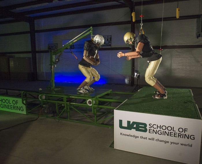 New Helmet Testing Hits Hard at Improving Safety