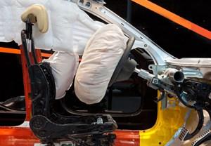 Airbag & Seat Belt Testing
