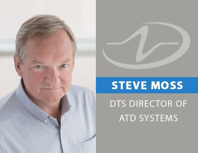 SAE International Honors DTS Director Steve Moss