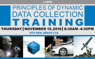 DTS Headquarters – Training Event – November 15 – Principles of Dynamic Data Collection