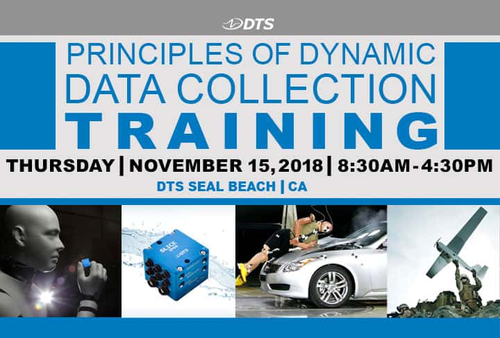 DTS HQ – Principles of Dynamic Data Collection – Training Event