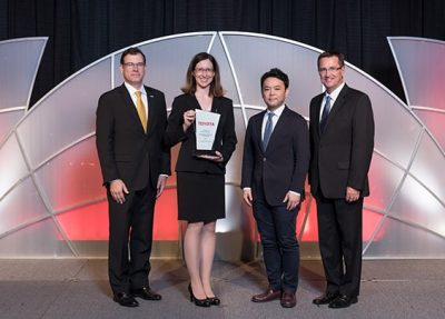 DTS Receives Toyota Excellence Award