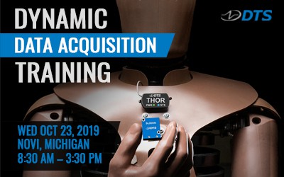 Dynamic DAQ & Sensor Training