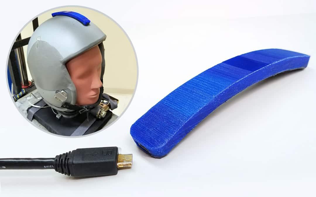 Miniature Impact Recorder Advances U.S. Air Force Pilot Safety
