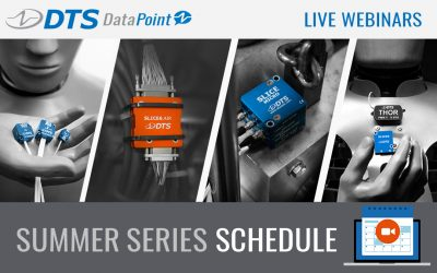 DTS Webinars Series Announcement