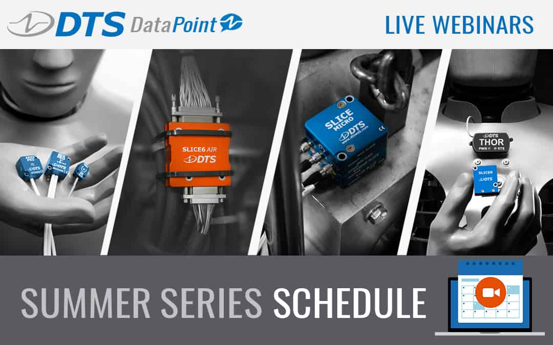 DTS Webinars Series Announcement