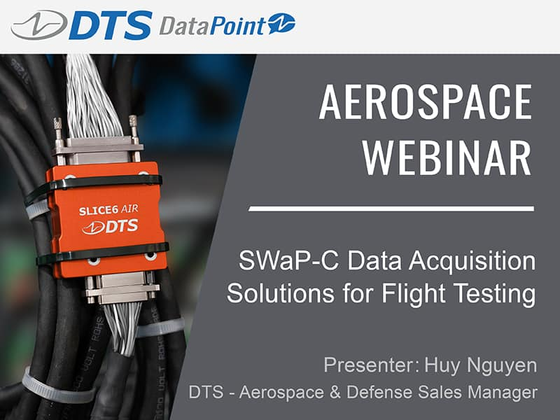 DTS Aerospace Webinar Recording