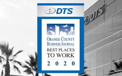 DTS Named One of Best Places to Work in Orange County 2020