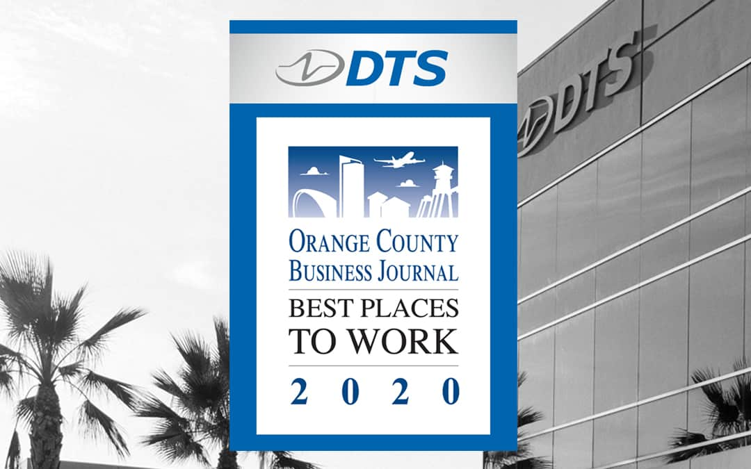 DTS Best Places To Work Orange County